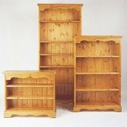Chunky Bookcases