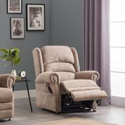 Beverley Recliner With Waterfall Back