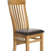 Hampshire slatted back chair