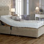 Electric Bed Latex mattress