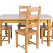 Wiltshire Table & Chairs