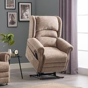 Beverley Lift & Rise Chair with Waterfall Back