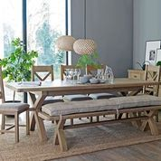 Holburn Table Chairs and Bench